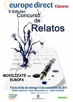 "V Concurso de Relatos Breves ""Movilízate por Europa"" 2011"