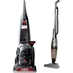 bissell deepclean liftoff deluxe pet upright deep cleaner with your choice of bonus stick
