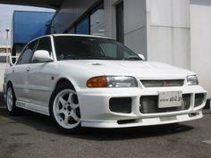 Mitsubishi Lancer Evo III