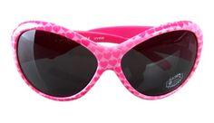 Świat widziany przez różowe okulary jest piękniejszy. Ochrona oczu w słoneczne dni to podstawa.