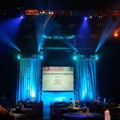 Gerych's Stage Lighting   Party Rentals | Lighting Effects