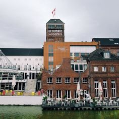 Once a brewery, later a thermal bath, nowadays a boutique hotel: Factory Hotel Münster.