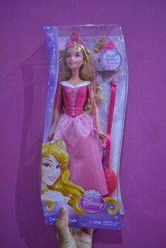 Aurora barbie doll. Love will always find a way. –Sleeping Beauty