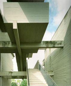 Sorgane, project by Leonardo Ricci and Leonardo Savioli, Florence 1965
