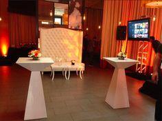 Amazon Event in Palo Alto, April 2014. Furniture Rental by DEKKO88, Event coordination by Bella Dolce Designs