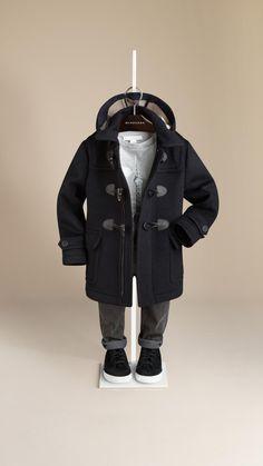 Duffle-coat en laine | Burberry