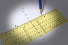Construire des droites perpendiculaires, des droites parallèles avec la règle équerre : fiches méthodes