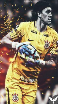 Cássio #wallpaper #corinthians #football #brazil #cassio #goalkeeper #art Corinthians Time, Sport Club Corinthians, Wallpaper Corinthians, Sports Clubs, Batman Vs, Goalkeeper, Wallpaper S, Fifa, Cute Boys