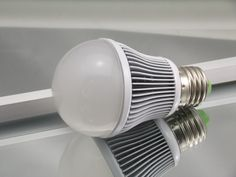 6W led bulb lighting your home