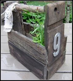 love this from Homeroad ~ not really a bucket and not a basket, but it carries things ~ close enough! kn