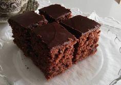 Kakaós kevert sütemény Cooking, Desserts, Recipes, Food, Kitchen, Tailgate Desserts, Deserts, Recipies, Essen