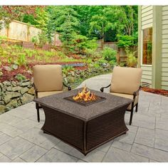 Square Pebble Granite Top Fire Pit - Santa Cruz https://www.studio9furniture.com/outdoor/fire-pits-bowls-glass/high-quality-fire-pits-fire-pit-tables/santa-cruz-square-pebble-granite  An American Fire Glass made, this attractive fire fit is one of a kind.