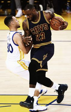 """this-is-nba: """"  2015-2016 The Finals, Game 2: Cavaliers - Warriors (05.06.2016) """""""