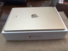 Bán iPad Air 2 16G WiFi only vàng  FB zin all đẹp Keng