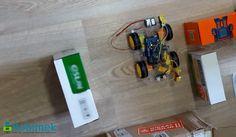 Arduino İle Kendi Kendine (Otonom) Park Eden Araba Yapımı