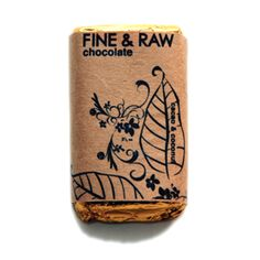 Fine and raw chocolate - Google Search