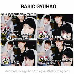 Gyuhao meme