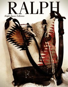 another of the ralph lauren blanket bags.  i'm obsessed!!!!