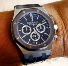 Audemars Piguet Royal Oak Léo Messi