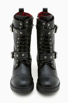 Lars Combat Boot