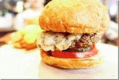 【香港・灣仔】(目前尚未被PK掉的)米愛拉心中香港美食第1名。The Butchers Club Burgers,必吃啊
