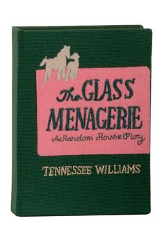 The Glass Menagerie Mini Clutch Olympia Le-Tan (I love book clutches; I love this play.)