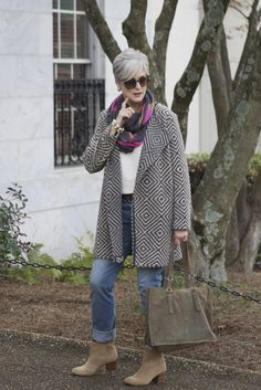 monday, monday   Style at a certain age