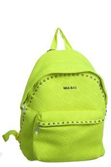 #Zainetto #Miabag #bags #borsa #bforeshop #moda #donna #woman #fashion #style #streetstyle #mylook #lookbook #SS2015