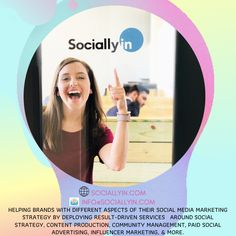 Social Media Agency - The Best Marketing & Advertising Solutions Social Advertising, Social Media Marketing Agency, Influencer Marketing, Community Manager, New Relationships, The Help, Loyalty, Touch, Button