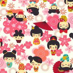 Little Geisha - Petal Pink
