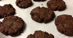 Keto Gooey chocolate cookie/brownies! : ketorecipes