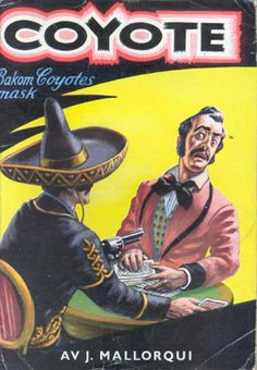 Coyote: Bakom Coyote's Mask byJ. Mallorqui Opera, Horses, Baseball Cards, Hats, Sports, Hs Sports, Opera House, Hat, Sport