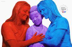 #zimcolor #tuppi #criatividade #creativity #family #colors #zimcoloredpowder