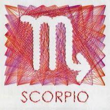 fiber art all day everyday Money Horoscope, Scorpio Zodiac, Horoscope Signs, Zodiac Signs, Horoscopes, String Art, Hand Stitching, Fiber Art, Yarns