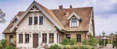 Styl francuski w domu na Mazurach