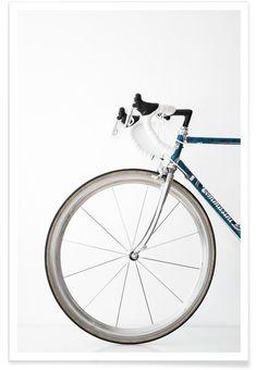 Ride my Bike als Premium Poster von Studio Nahili Studio, Word Poster, Bike Poster, Affordable Wall Art, Nature Scenes, Bicycle, Typography, Design, Posters