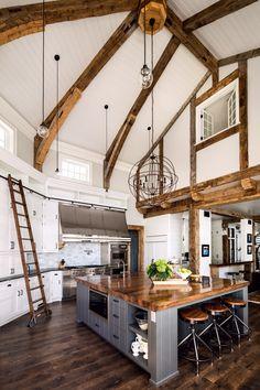 Design U0026 Decor Küchen Rustikal, Bauernhaus, Haus Bauen, Wohnung Einrichten,  Haus Design