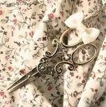 Pretty Antique Scissor