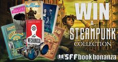Steampunk Collection Giveaway