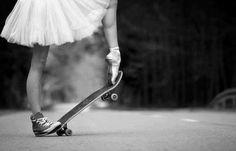 Skate art fashion