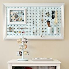 Pegboard Organizing Ideas - Creative Ways to Use Pegboards - Good Housekeeping#slide-1#slide-1#slide-1