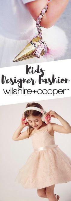 A New Online Destination for Kids Designer Fashion - Wilshire & Cooper