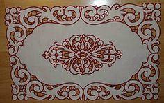napperon_venise_par_Patou (LU HERINGER - Latonagem) Tags: for pattern patterns patrones richelieu riscos repujado motivos cutwork whitework ...