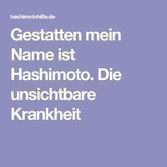 Hashimoto-Thyreoiditis (Schilddrüsenentzündung)