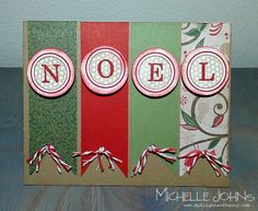 CTMH Christmas Cards | Christmas Workshops | My Flights of Fancy