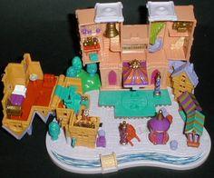1995 Hunchback of Notre Dame Play Set