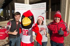 Illinois State University taking part in #GivingTuesday on November 29! Every donation counts!