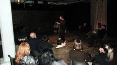 Fonderia 900 theatre in Rome