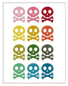 ... it's good to remember pirates come in many different colors / shapes / sizes / SOPA / PIPA / tastetherainbow / it's part of our roots now
