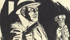 johnny craig crime comics   Johnny Craig (1926 – 2001)